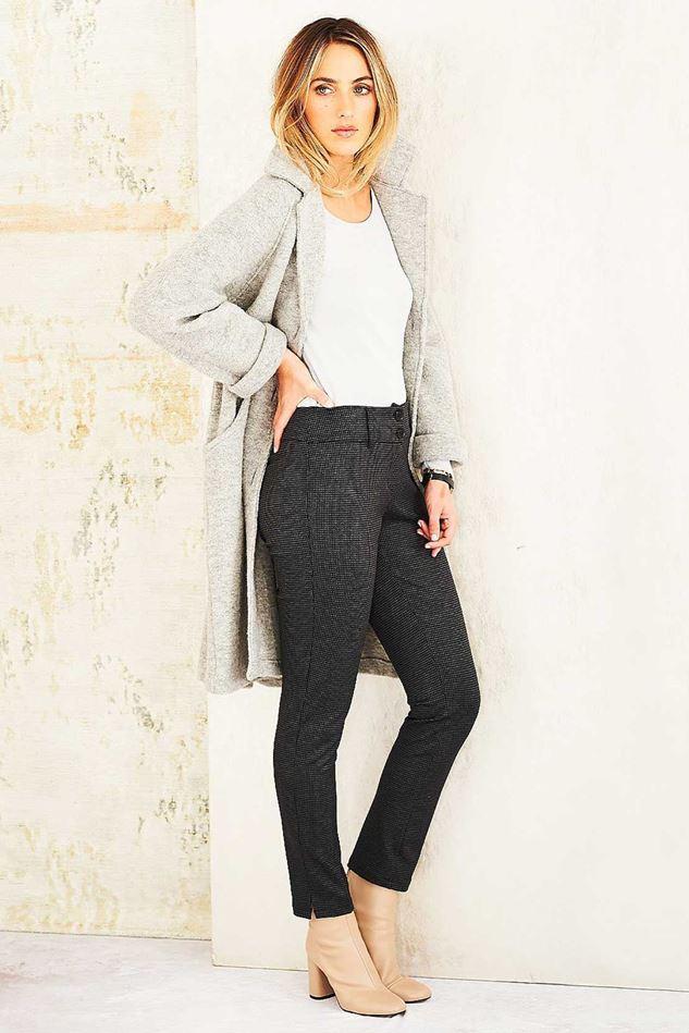 Picture of Adini Todi Check Trousers
