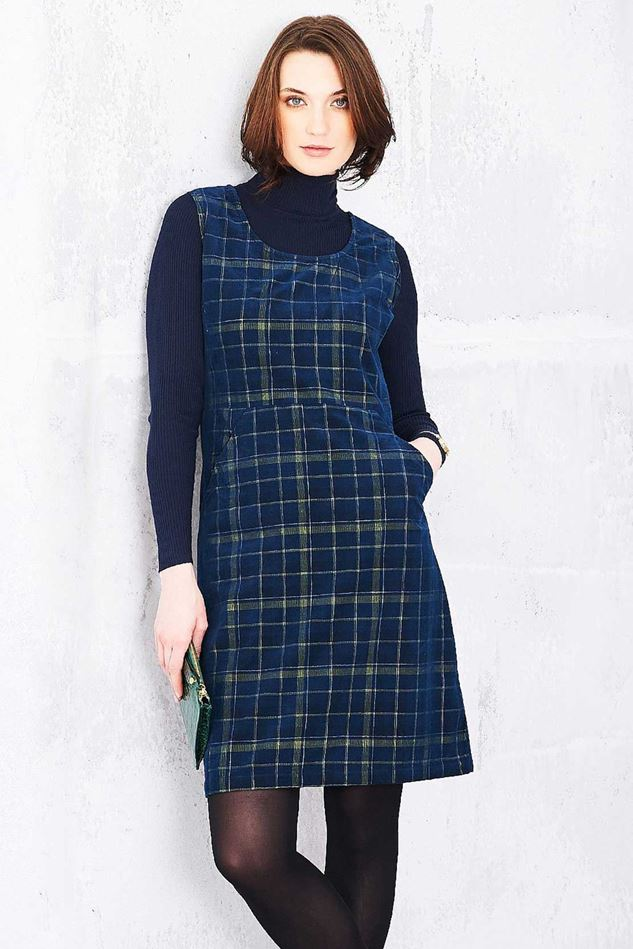 Picture of Adini Highland Check Highland Dress