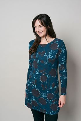 Picture of Lily & Me Angela Mono Silhoutte Tunic