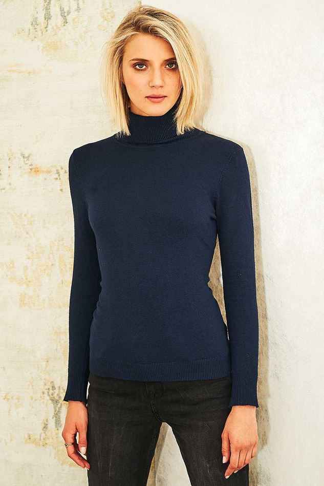 Picture of Adini Naples Knit Cassy Polo Knit