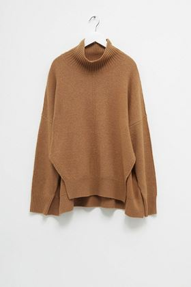 Picture of French Connection River Vhari Knits High Neck Jumper