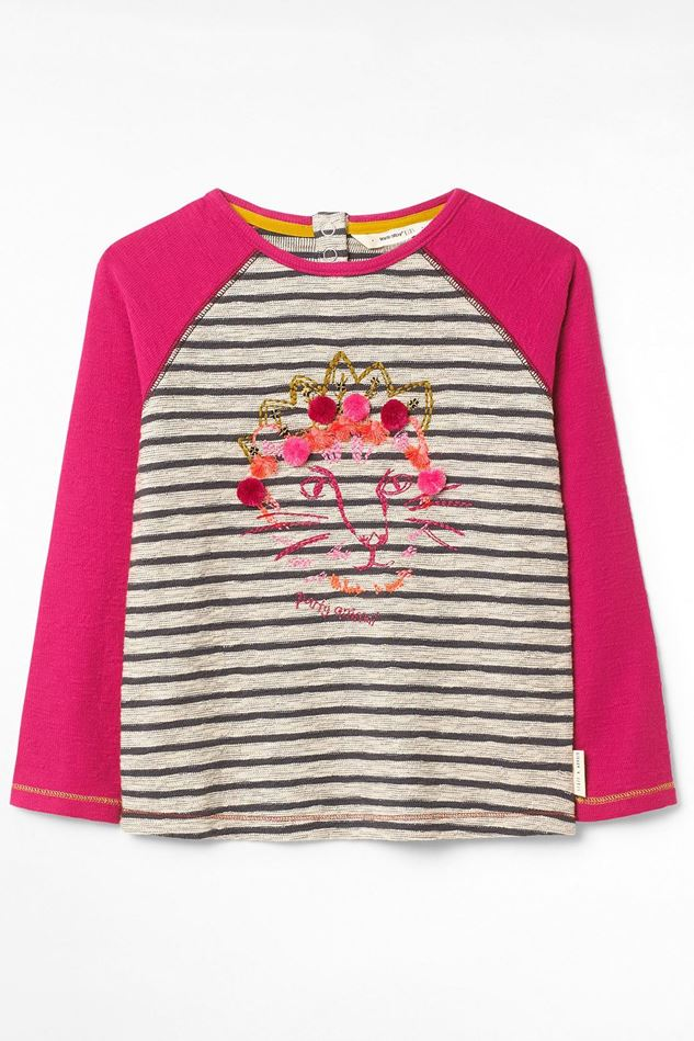 Picture of White Stuff Kids Tiger Time Jersey Tee