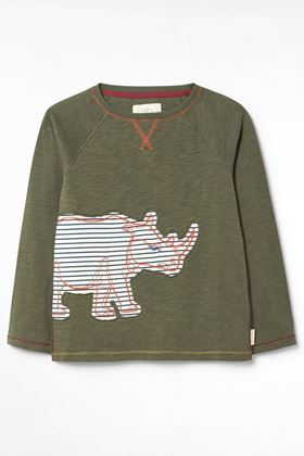 Picture of White Stuff Kids Rhino Jersey Tee