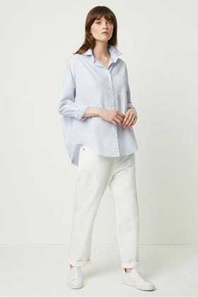 Picture of French Connection Lila Dotted Stripe Shirt