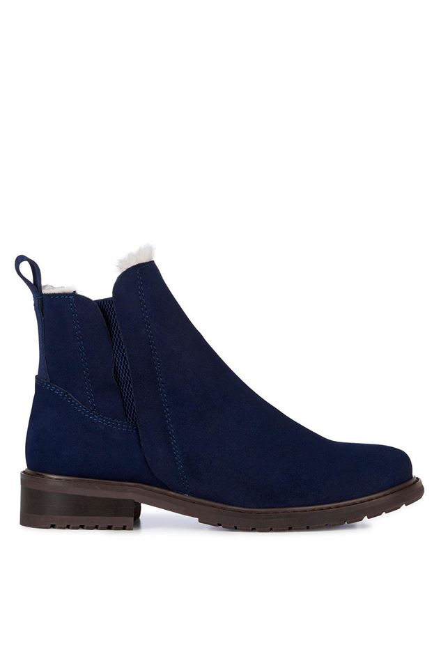 Picture of Emu Australia Pioneer Suede Chelsea Boot