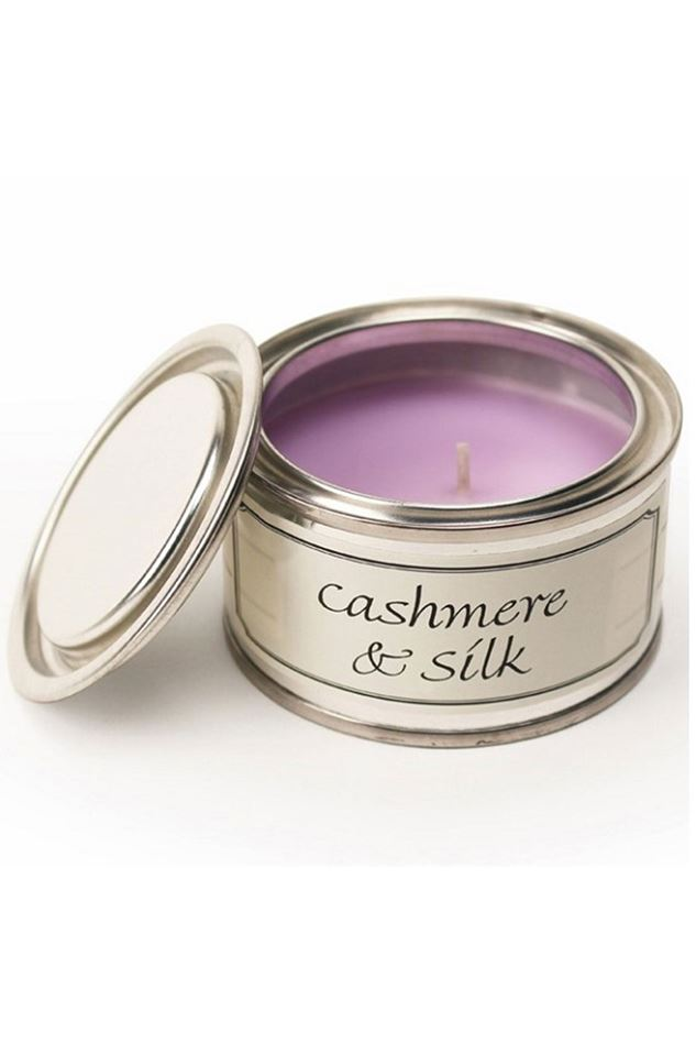 Picture of Pintail Cashmere & Silk Paint Pot Candle