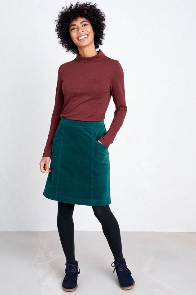 Picture of Seasalt Wave Worn Skirt