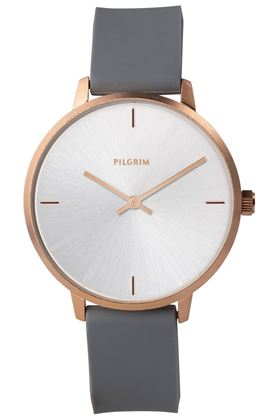 Picture of Pilgrim Inez Grey Rose Gold Plated Watch