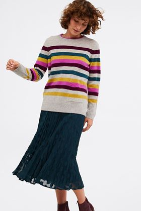 Picture of White Stuff Emerson Stripe Jumper
