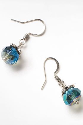 Picture of White Stuff Glass Bead Earrings