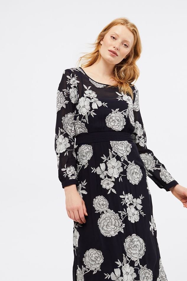 Picture of White Stuff Lily Embroidered Dress