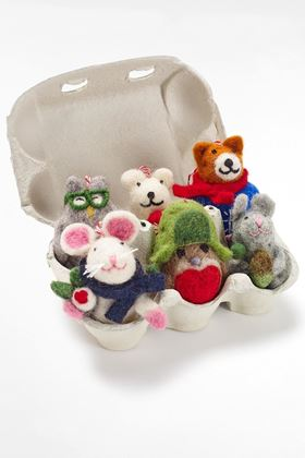Picture of White Stuff Woodland Friends Egg Box