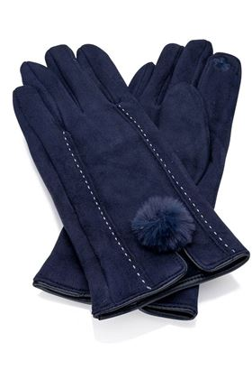 Picture of Franchetti Bond Phebe Suedette Glove