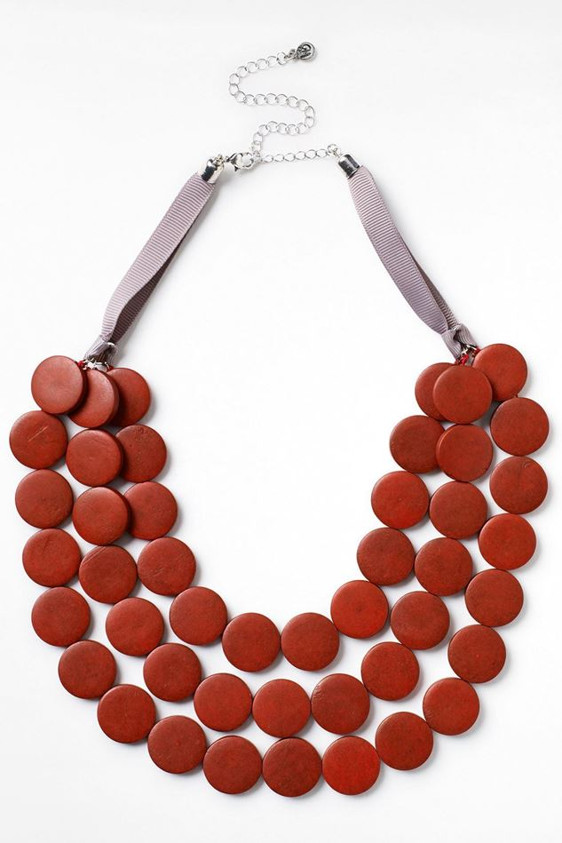 Picture of White Stuff Carrie Wood Necklace