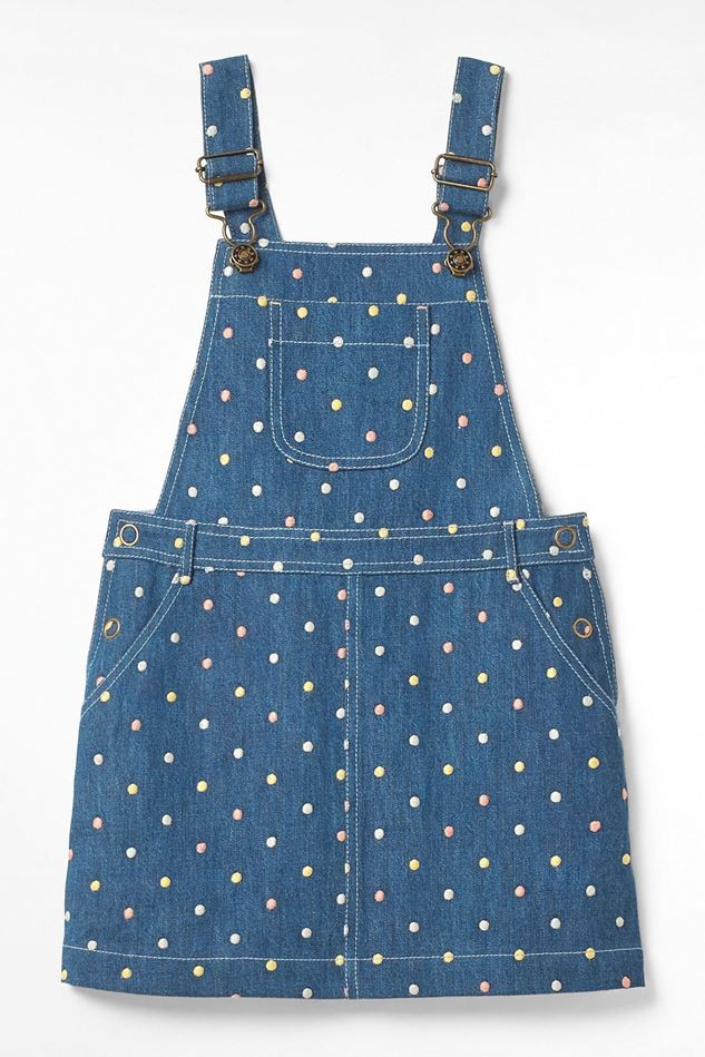 Picture of White Stuff Ellie Denim Dungaree