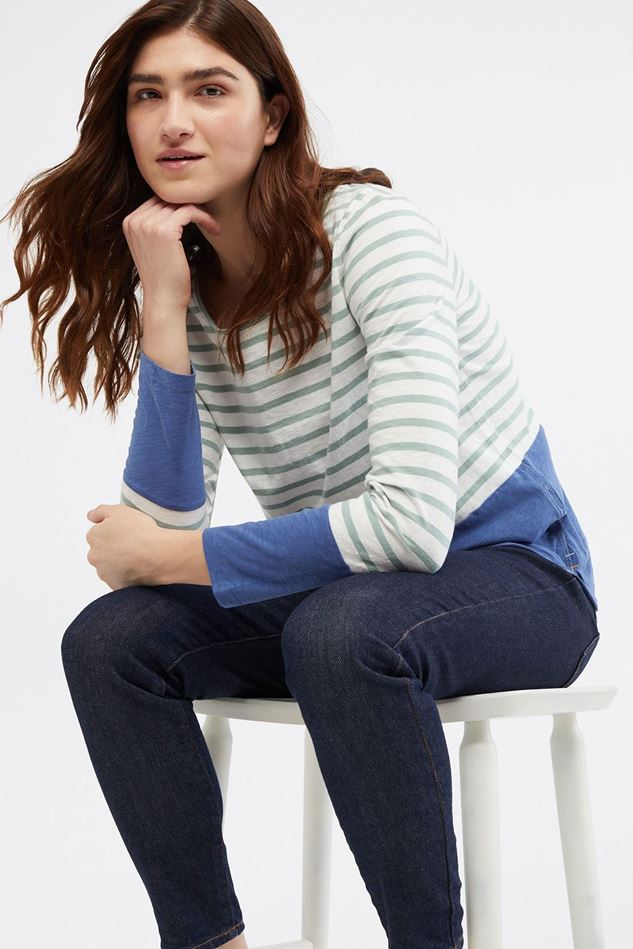 Picture of White Stuff Carly Fairtrade Jersey Tee