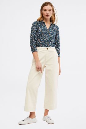 Picture of White Stuff Thea Wide Leg Crop