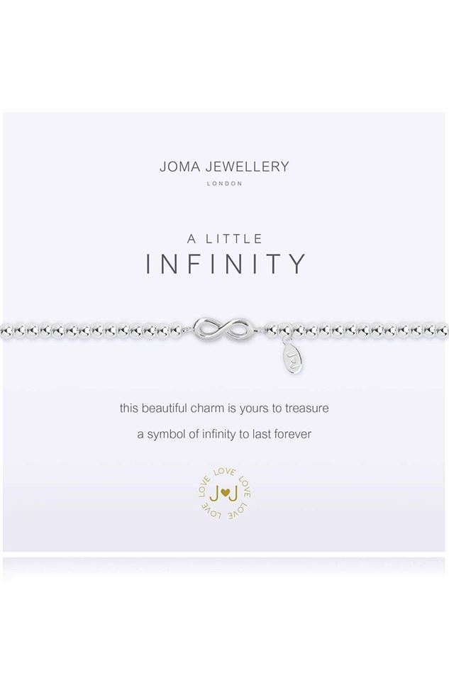 Picture of Joma Jewellery A Little Infinity Bracelet
