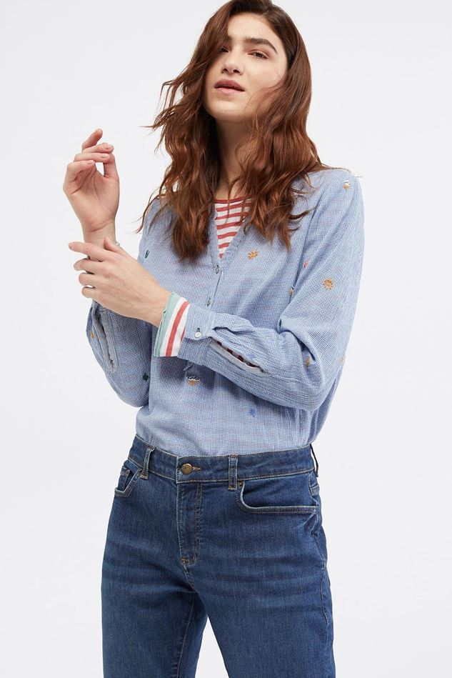 Picture of White Stuff Stormly Organic Cotton Shirt