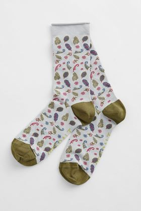 Picture of Seasalt Womens Bamboo Arty Socks