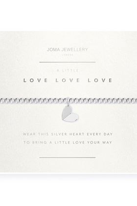 Picture of Joma Jewelllery a Little Love Love Love Bracelet