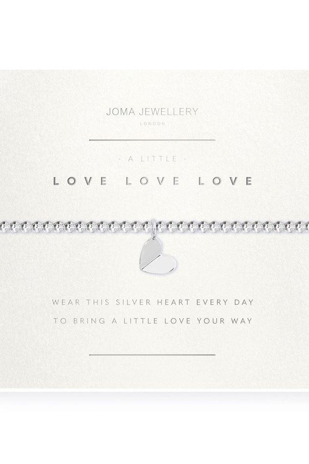 Picture of Joma Jewelllery a Little Love Love Love Bracelet