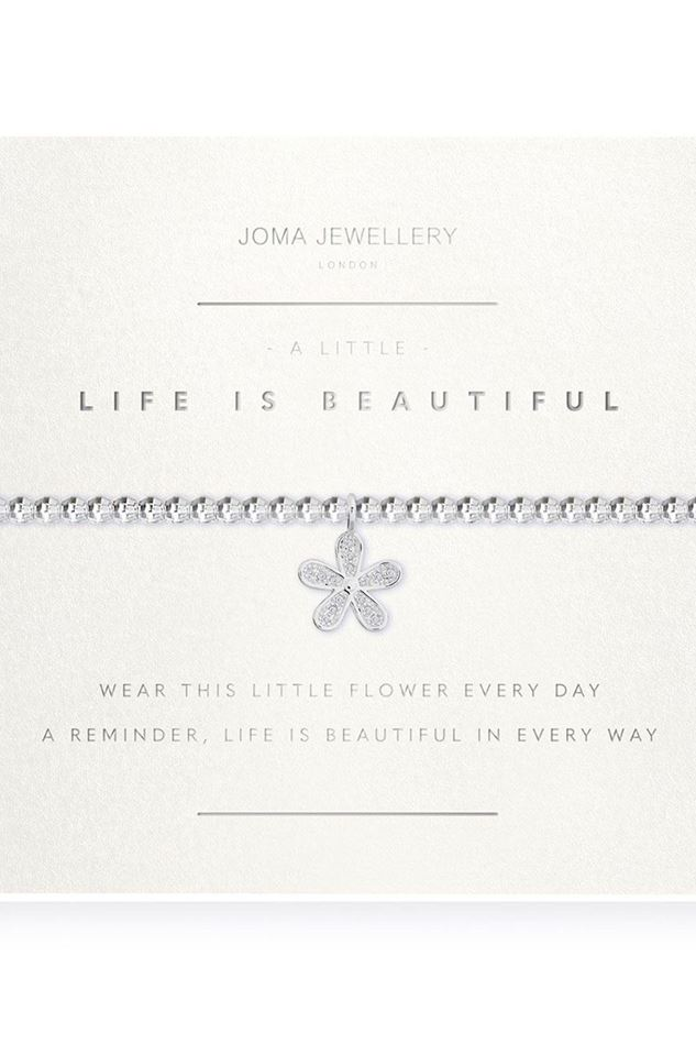 Picture of Joma Jewellery a Little Life is Beautiful Bracelet