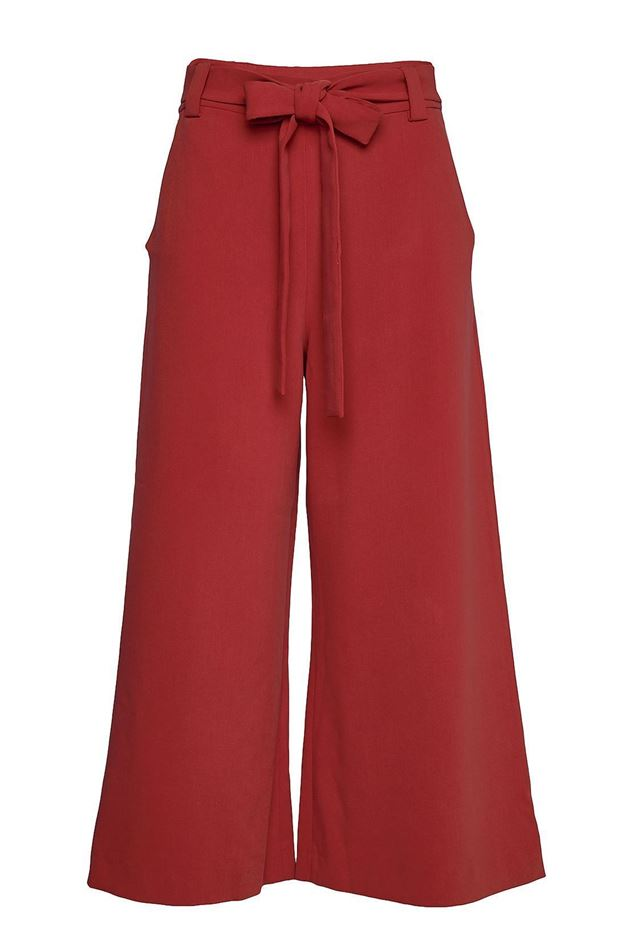 Picture of French Connection Boh Whisper Cropped Trousers