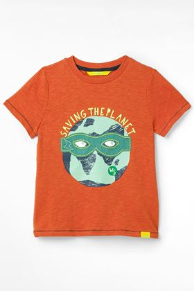 Picture of White Stuff Kids Superhero Organic Jersey Tee