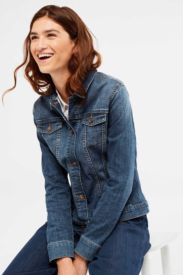 Picture of White Stuff Betsy Denim Jacket