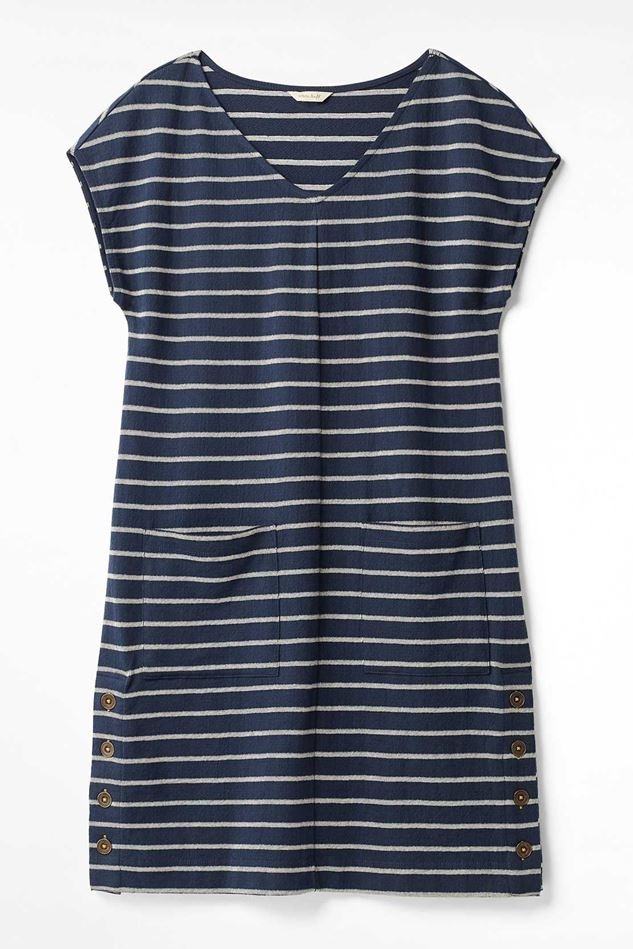 Picture of White Stuff Day To Day Stripe Jersey Dress