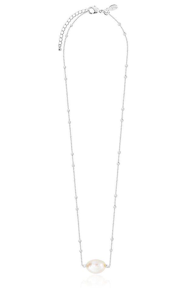 Picture of Joma Jewellery Isla Pearl Short Pendant Necklace