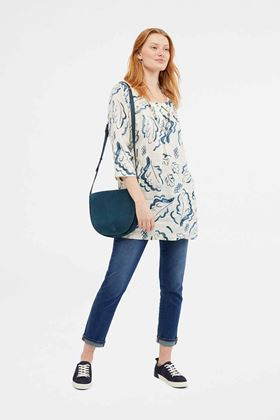 Picture of White Stuff Elodie Linen Tunic