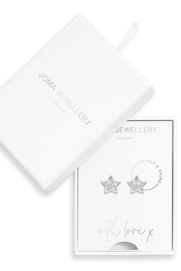 Picture of Joma Jewellery Treasure The Little Things Sparkle and Shine Earrings