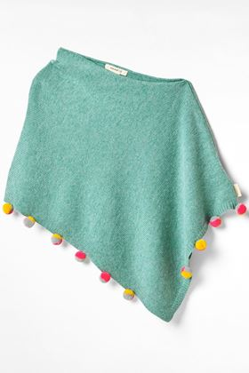 Picture of White Stuff Kid's Penny Poncho
