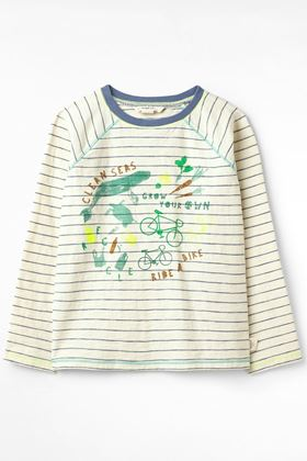 Picture of White Stuff Kids Clean Seas Jersey Tee