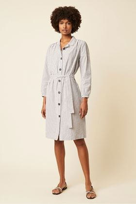 Picture of Great Plains Nala Stripe Shirt Dress