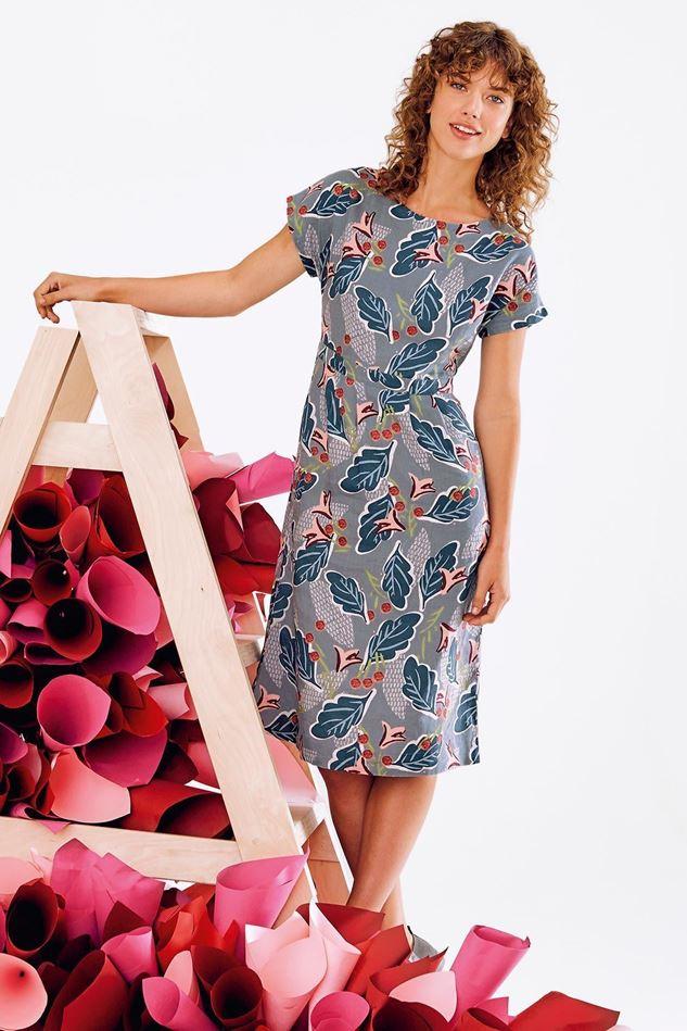 Picture of White Stuff Mark Maker Linen Dress