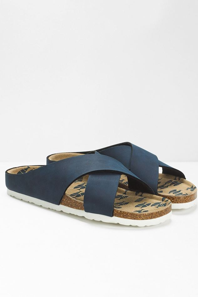 Picture of White Stuff Crossover Footbed Sandal