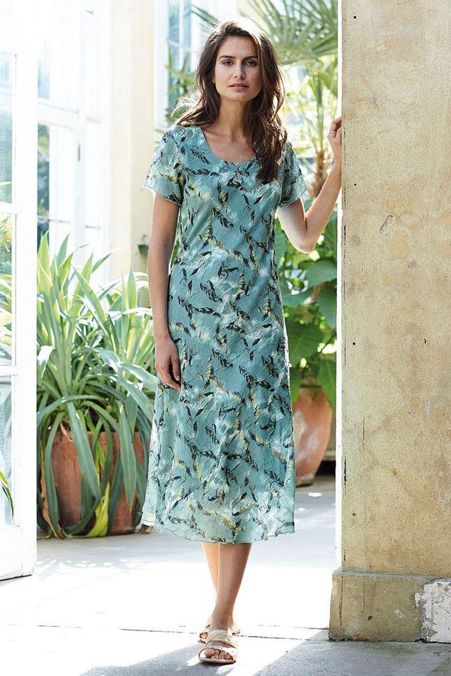 Picture of Adini River Dress Sirocco Print