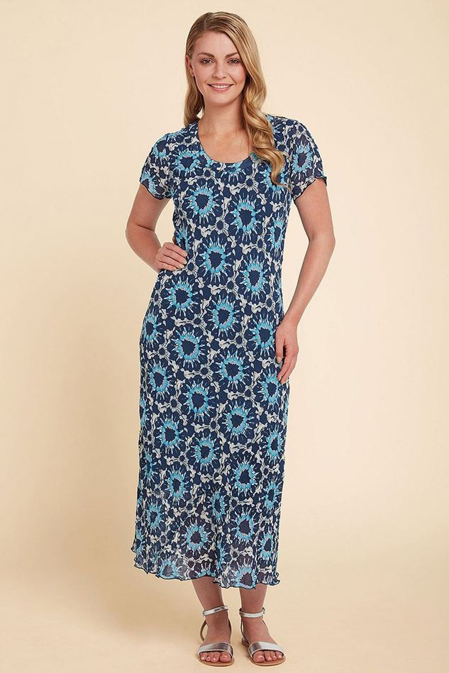 Picture of Adini Brianna Dress Maiku Print