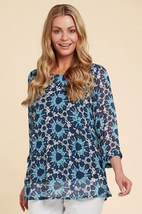 Picture of Adini Hope Tunic Maiku Print