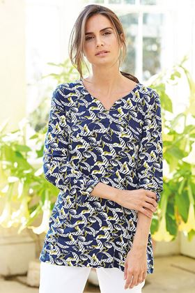 Picture of Adini Cami Tunic Lara Print