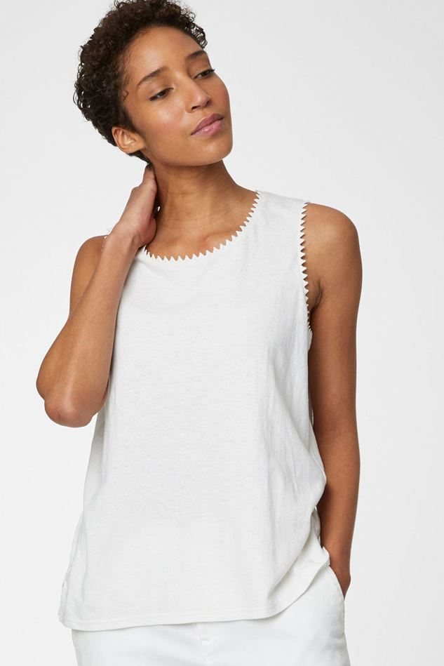 Picture of Though Betta Vest Top
