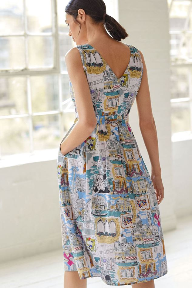 Picture of Thought Veriena Organic Cotton Dress
