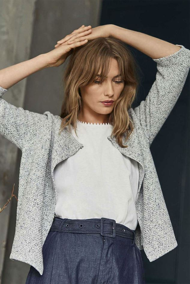 Picture of Thought Mattie Organic Cotton Cardigan