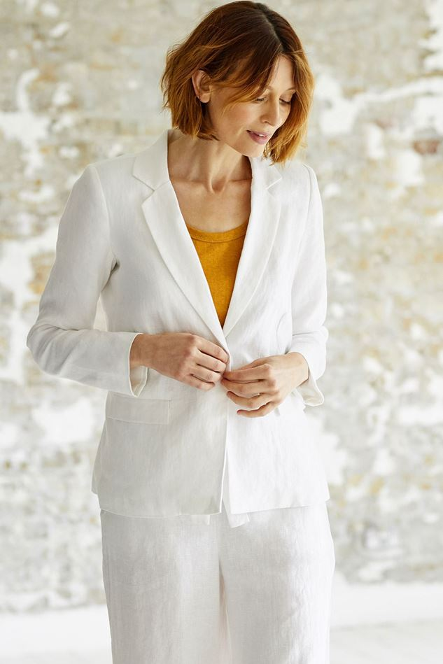 Picture of Thought Ellena Hemp Tailored Jacket