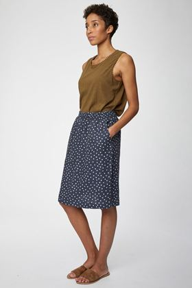 Picture of Thought Miriam Hemp Skirt