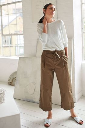 Picture of Thought Maddalena Organic Cotton Trouser