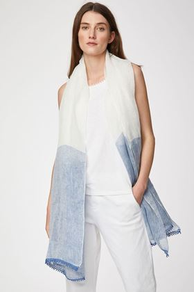 Picture of Thought Zanetta  Floaty Summer Scarf
